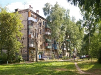 neighbour house: st. Rikhard Zorge, house 15. Apartment house