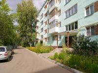 Казань, улица Рихарда Зорге, дом 18. многоквартирный дом
