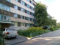 Kazan, Rikhard Zorge st, house 25. Apartment house