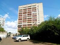 Kazan, Rikhard Zorge st, house 28. Apartment house