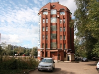 Казань, улица Рихарда Зорге, дом 37. многоквартирный дом