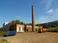 neighbour house: st. Rikhard Zorge, house 38А. industrial building