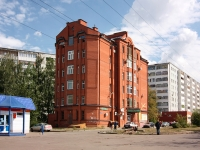 neighbour house: st. Rikhard Zorge, house 39А. Apartment house