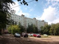 Kazan, Rikhard Zorge st, house 39. Apartment house