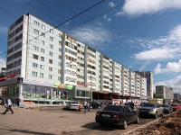 Kazan, Rikhard Zorge st, house 67. Apartment house