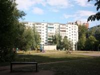 Kazan, Rikhard Zorge st, house 85. Apartment house