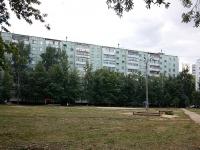 Kazan, Rikhard Zorge st, house 87. Apartment house