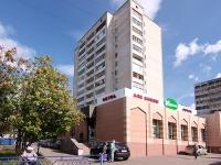 Казань, улица Рихарда Зорге, дом 89. многоквартирный дом