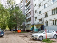 Kazan, Rikhard Zorge st, house 83. Apartment house