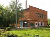Казань, улица Рихарда Зорге. хозяйственный корпус