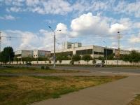 Казань, улица Рихарда Зорге. производственное здание