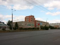 Kazan, Safiullin st, house 5. multi-purpose building