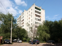 Kazan, Safiullin st, house 18. Apartment house