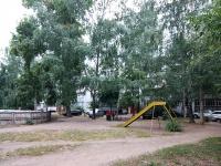 Kazan, Safiullin st, house 28. Apartment house