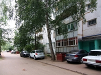 Kazan, Safiullin st, house 28. Apartment house