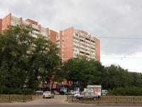 Kazan, Safiullin st, house 32. Apartment house