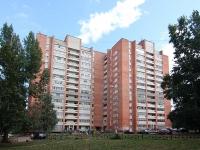 Казань, улица Сафиуллина, дом 32. многоквартирный дом