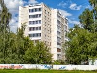 Казань, улица Сафиуллина, дом 6 к.3. многоквартирный дом