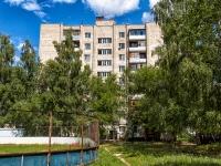 Казань, улица Сафиуллина, дом 8. многоквартирный дом