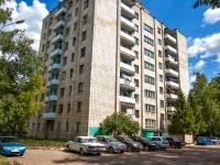 Казань, улица Сафиуллина, дом 10. общежитие