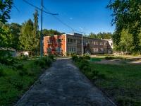 Казань, улица Сафиуллина, дом 17А. детский сад №71