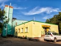 Казань, улица Сафиуллина, дом 17А к.1. офисное здание