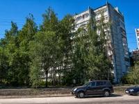 Казань, улица Сафиуллина, дом 20 к.4. многоквартирный дом