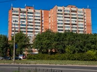 Kazan, Safiullin st, house 32А. Apartment house