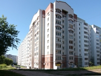 Kazan, Saban st, house 1А. Apartment house