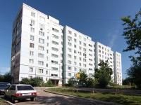 Казань, улица Сабан, дом 3. многоквартирный дом