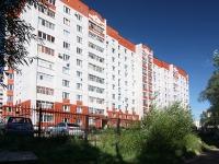 Казань, улица Сабан, дом 4. многоквартирный дом