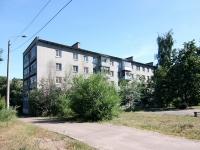 Казань, улица Сабан, дом 5. многоквартирный дом