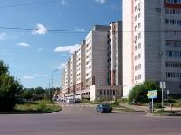 Казань, улица Сабан, дом 7Б. многоквартирный дом
