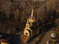 Kazan, church Святых мучениц Веры, Надежды, Любови и матери их Софии, Saban st, house 1Б