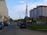 Kazan, Saban st, house 4. Apartment house