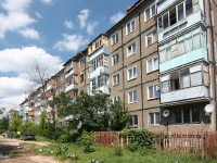neighbour house: st. Svetlaya, house 17. Apartment house