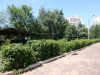Kazan, nursery school №395, Лада, Serov st, house 2А