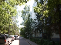 neighbour house: st. Serov, house 14. Apartment house