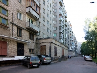 Kazan, Serov st, house 19. Apartment house