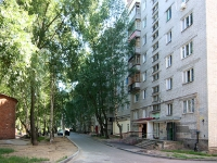 Kazan, Serov st, house 35. Apartment house