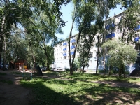 neighbour house: st. Serov, house 37. Apartment house