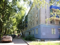 Kazan, Serov st, house 37. Apartment house