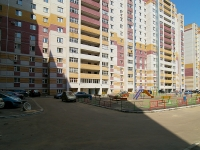 Kazan, Serov st, house 51. Apartment house