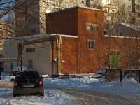 Казань, улица Серова, дом 6А. хозяйственный корпус
