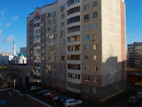 Kazan, Serov st, house 2. Apartment house