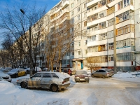 Kazan, Serov st, house 6 к.2. Apartment house