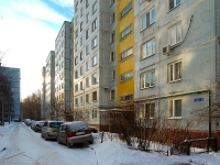 Казань, улица Серова, дом 8. многоквартирный дом