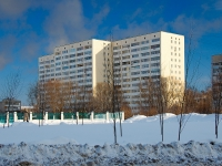 neighbour house: st. Serov, house 13. Apartment house