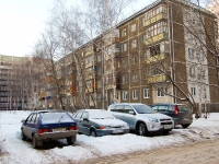 Kazan, Serov st, house 31. Apartment house