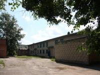 Kazan, nursery school №281, Солнышко, Serpukhovskaya st, house 24
